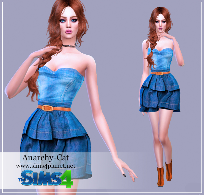 Dress #43 by Anarchy-Cat