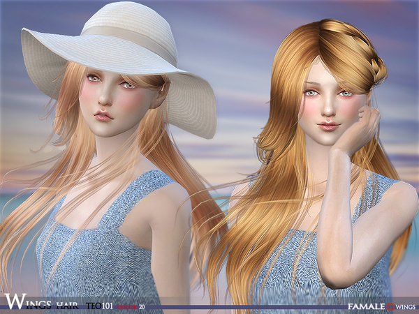 WINGS SIMS4HAIR TEO101 F by wingssims