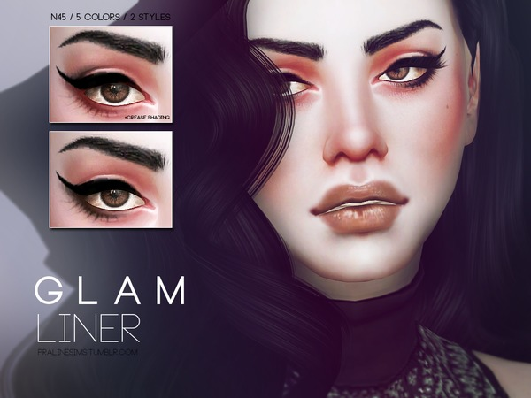 Glam Liner N45 by Pralinesims