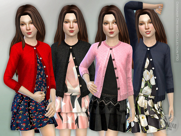 Designer Dresses Collection P50 by lillka