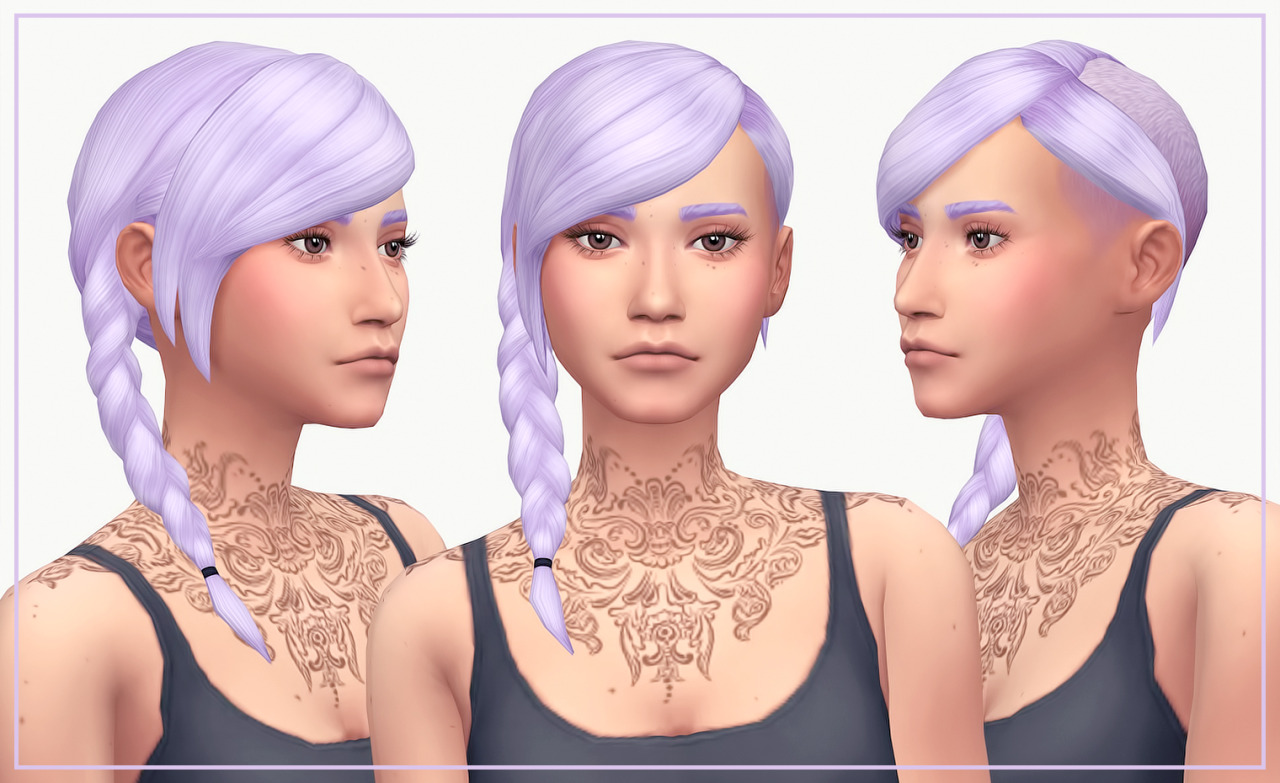 Sloane Hair by WMS