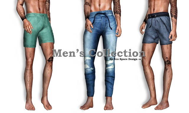 Men's Collection by EcoSpace