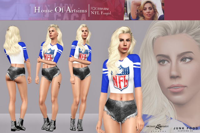 FOX Interview  NFL Fangirl by ArtSims