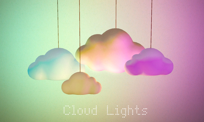 Cloud Lights by Gelina