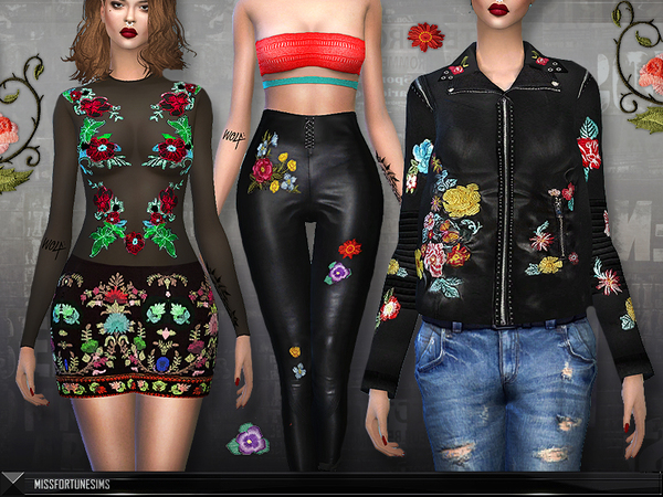 MFS EMB Collection - Clothing by MissFortune