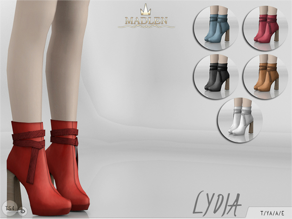 Madlen Lydia Boots by MJ95