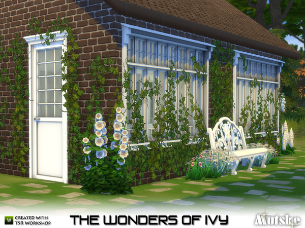 The Wonders of Ivy by mutske