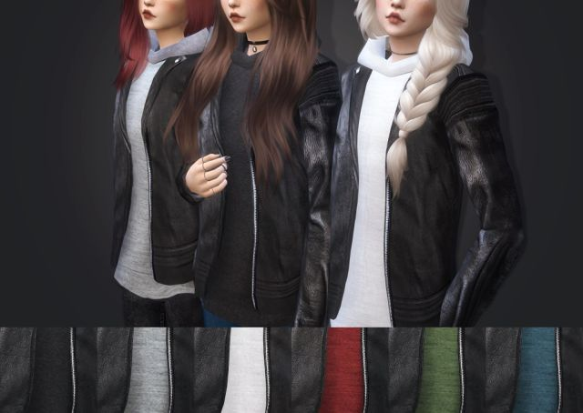 Hooded Jacket by Bluebell