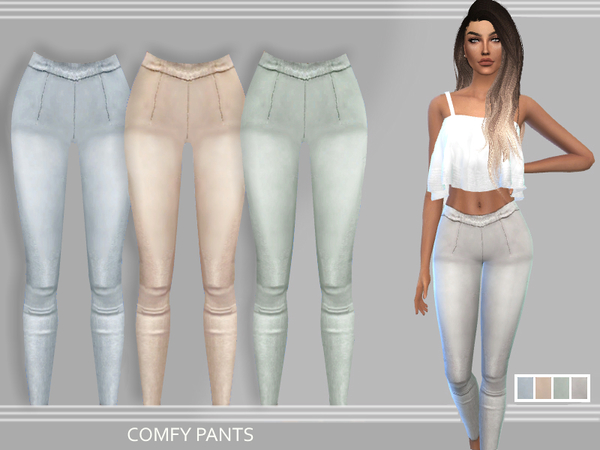 Comfy Pants by Puresim