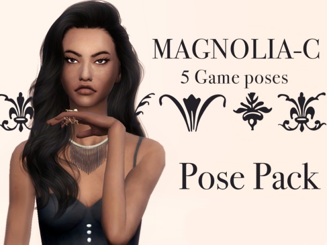 Magnolia - Pose Pack by Magnolia-C