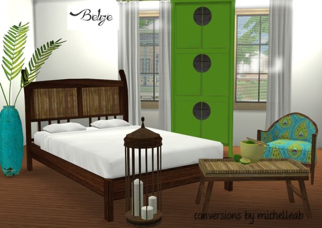 Belize Bedroom Set by Michelleab
