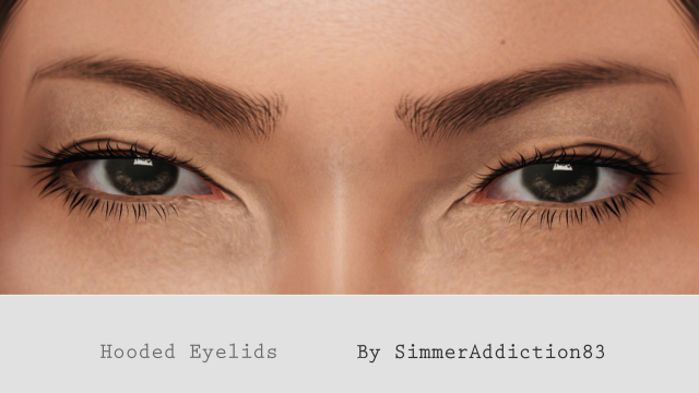 Hooded Eyelids by SimmerAddiction83