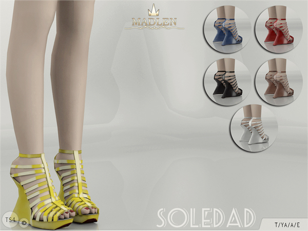 Madlen Soledad Shoes by MJ95