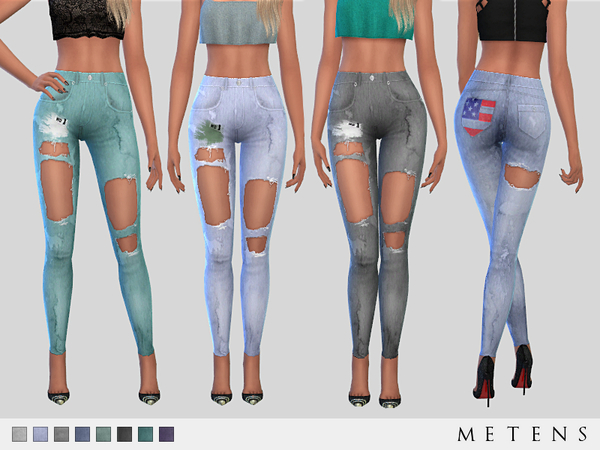 Shay Jeans by Metens