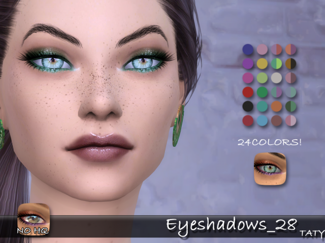 [Ts4]Taty Eyeshadows 28 by tatygagg