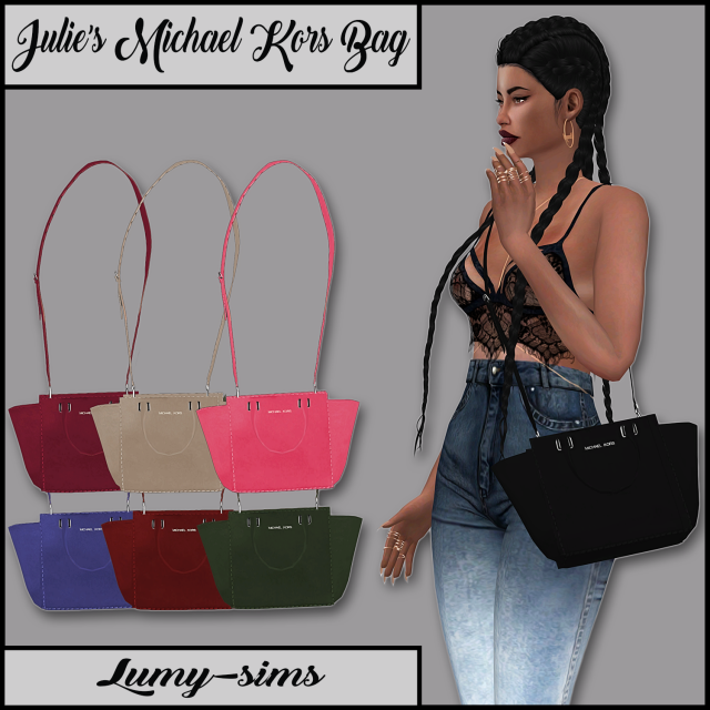 Julies Michael Kors Bag by Lumy-sims