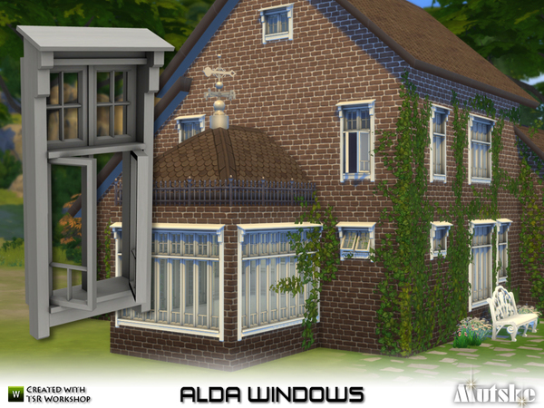 Alda Constructionset Part 1 by mutske
