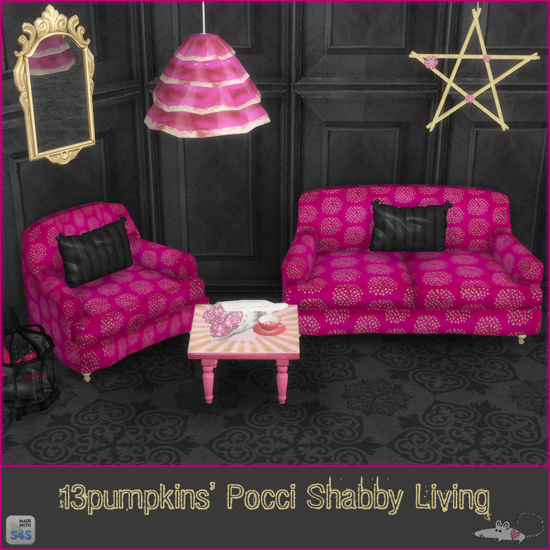 Shabby Living Recolors by Loverat