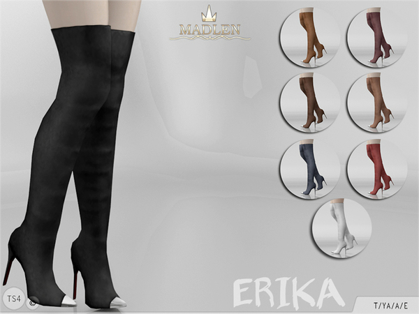 Madlen Erika Boots by MJ95