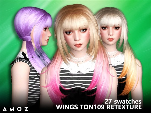 Amoz [Wings TON109] Retexture - Mesh Needed by amoz
