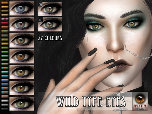 Wild type Eyes by Wild type Eyes