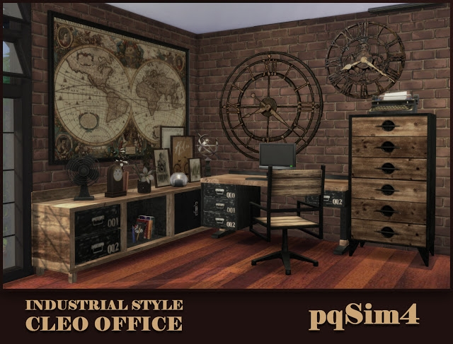 Cleo Office by pqSim4