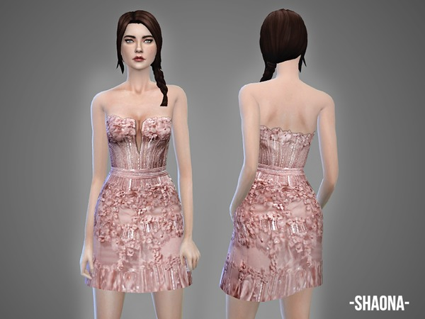 Shaona - dress by -April-