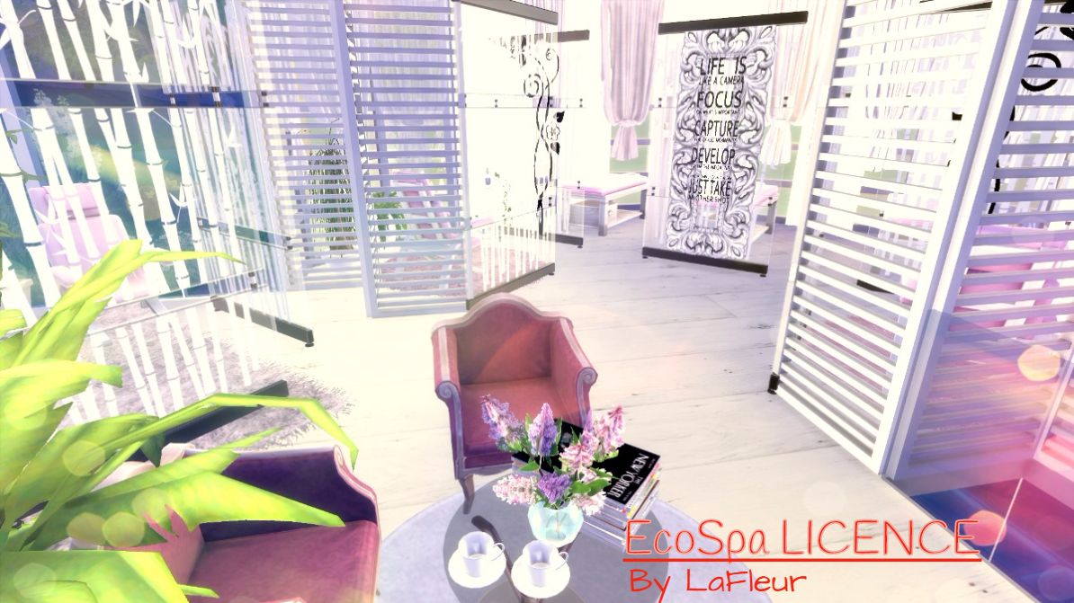 EcoSpa LICENCE by LaFleur