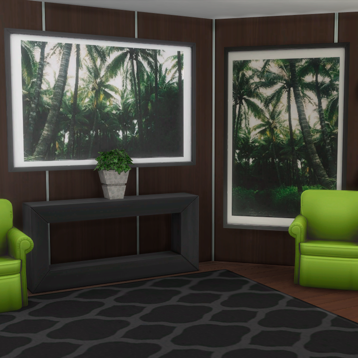 Paintings by CandySims4