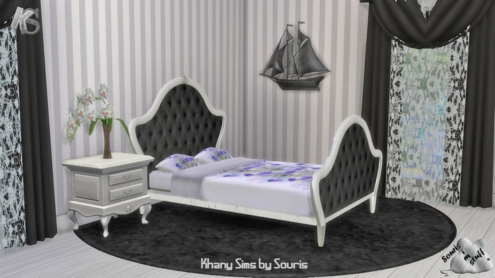 French Bedroom Set by Souris