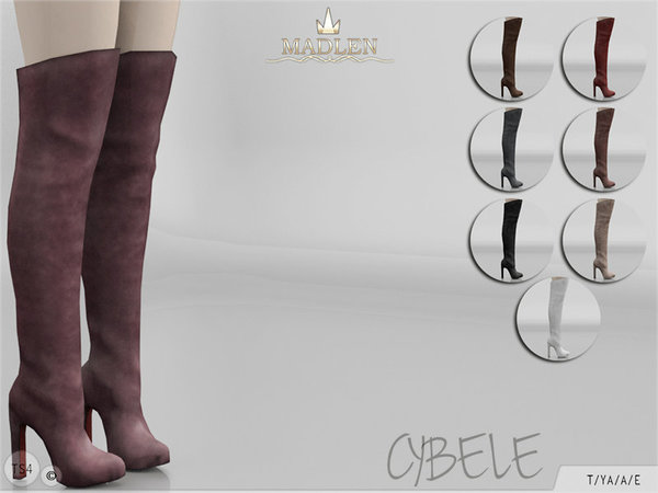 Madlen Cybele Boots by MJ95