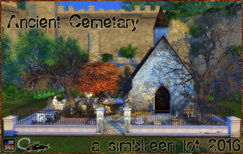 Ancient Cemetery by Loverat