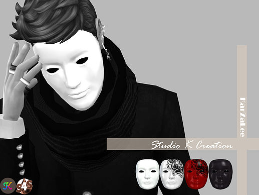 Anonymous Mask by Karzalee