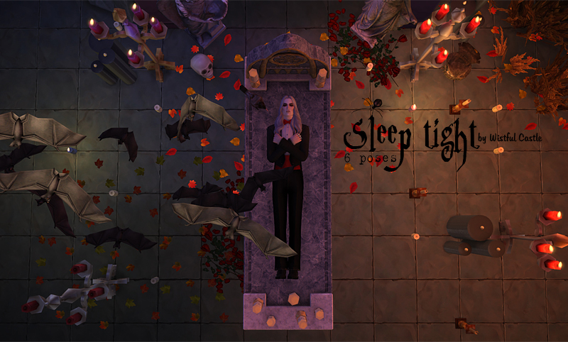 Sleep tight by Wistful Castle