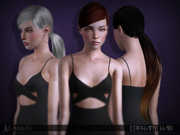 LeahLillith Epiphany Hair by Leah Lillith