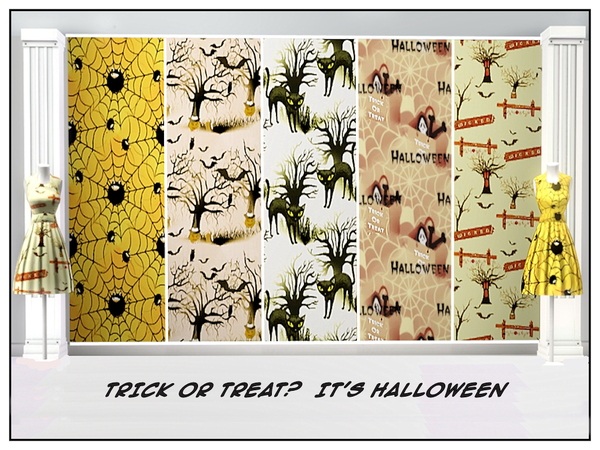 Trick or Treat? It's Halloween_marcorse