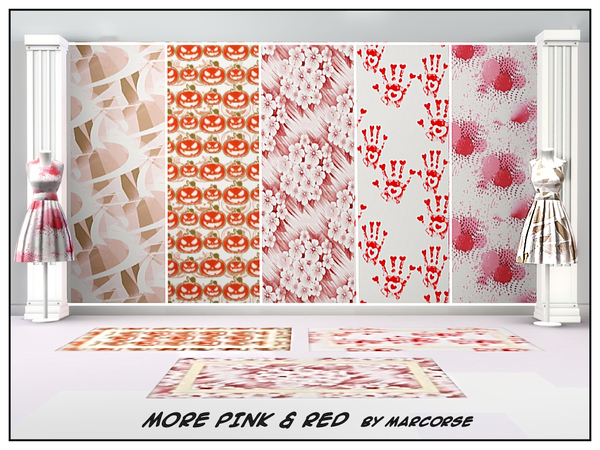 More Pink & Red_marcorse