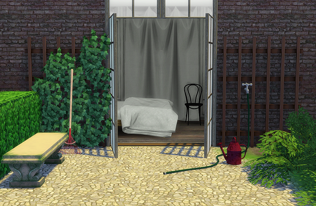 TS2 Brick Wallpaper Conversions by TheMalle