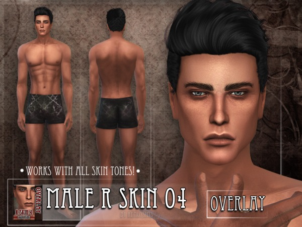 R skin 4 - MALE - Overlay by RemusSirion