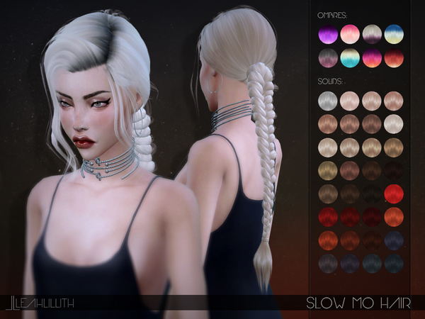 LeahLillith Slow Mo Hair by Leah Lillith