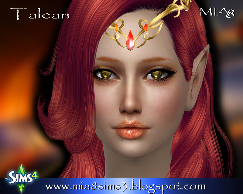 Talean (elf) by Mia8