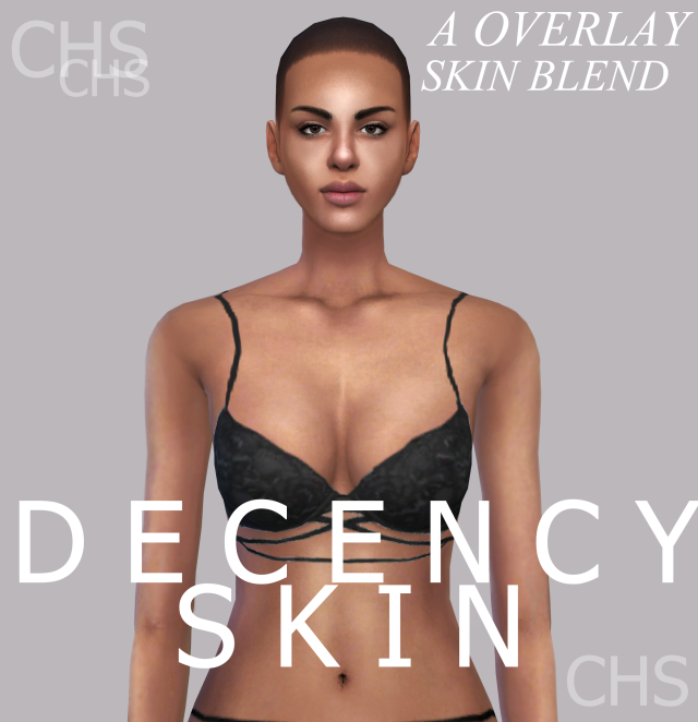 Decency Skin Blend by Charactersassims