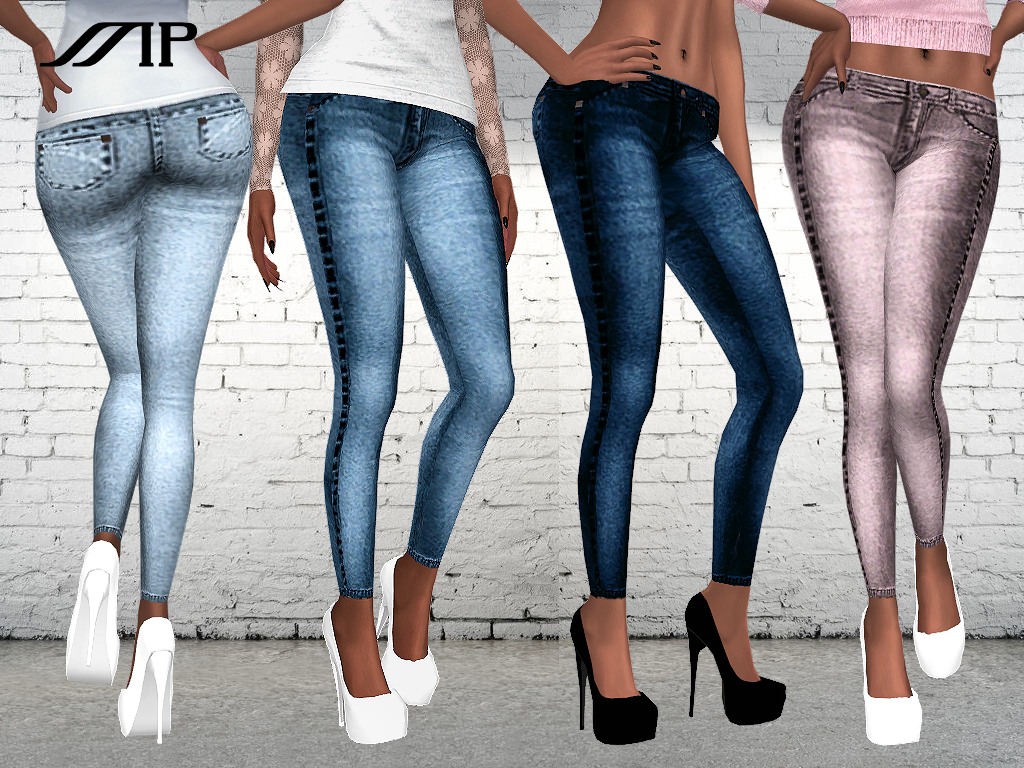 MP Perfect Fit Jeans by MartyP