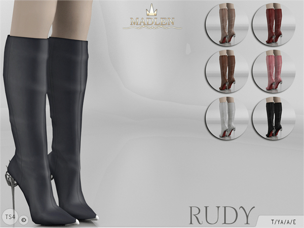 Madlen Rudy Boots by MJ95