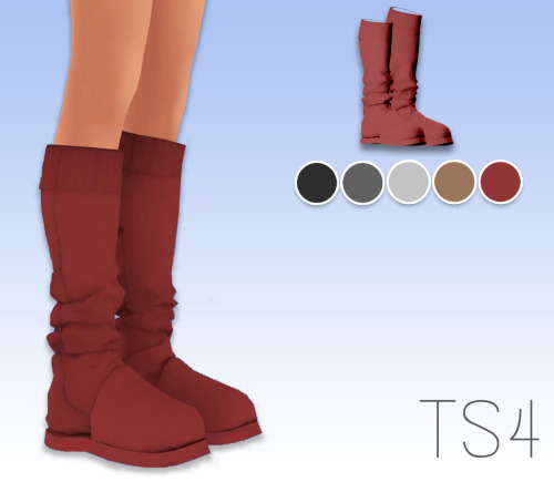 TS3 Slippers and Socks Conversion by ArthurLumiere