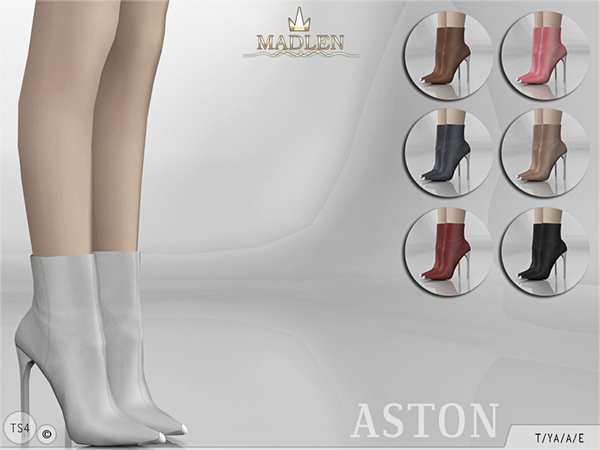 Madlen Aston Boots by MJ95
