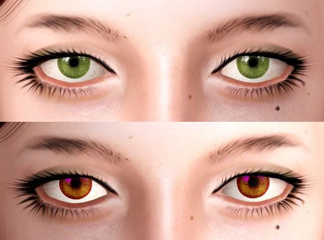 eye grey recolor by ulito4ka