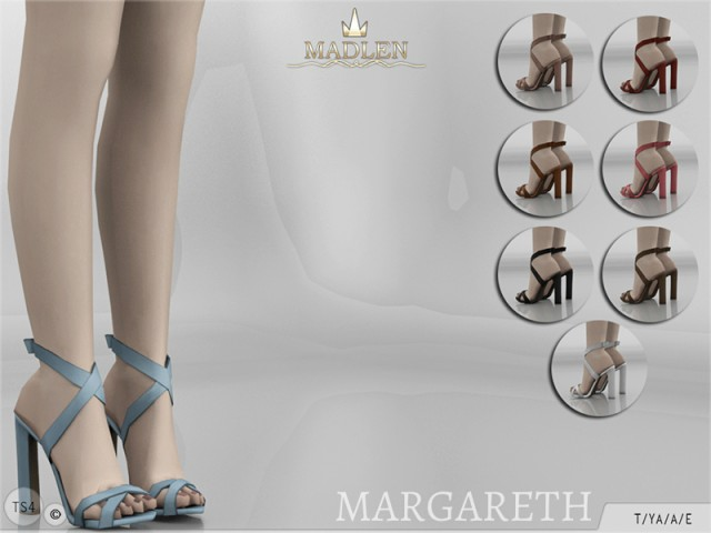 Madlen Margareth Shoes by MJ95