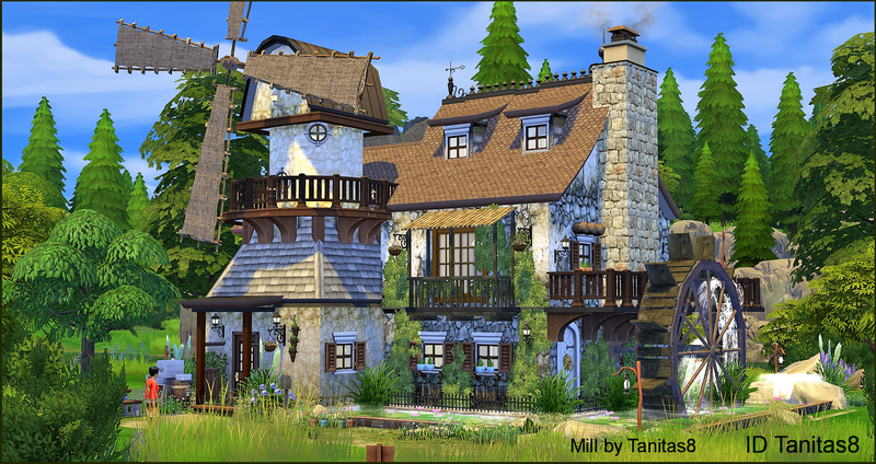 Mill house by Tanitas8