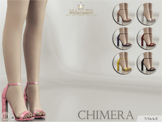 Chimera Shoes by MJ95
